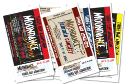 Moondance Tickets