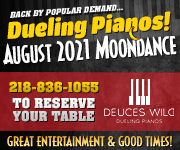 Dueling Pianos at Moondance