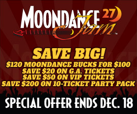 Moondance Jam - Order Tickets and Camping