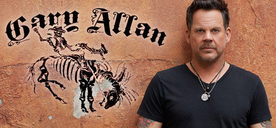 GARY ALLAN AT MOONDANCE JAMMIN COUNTRY FEST